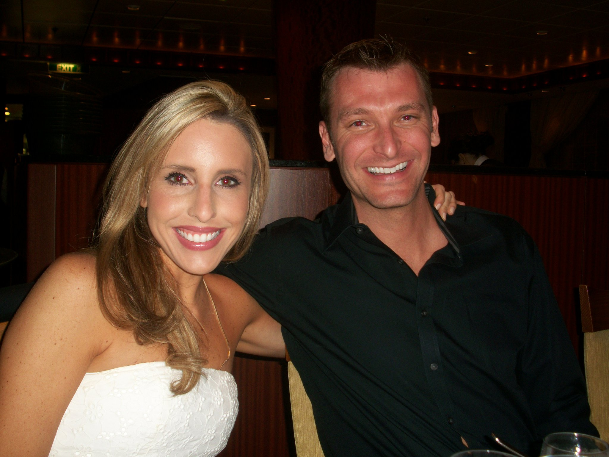 Tim Doty and wife
